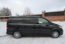 Аренда микроавтобуса в Минске. Mercedes Viano