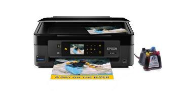 Buy MFP Epson Expression Home XP-410 with CISS