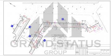 Design and coordination of schemes of traffic