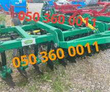 Disc harrow harvest (disk Bellota)
