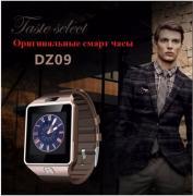Elough DZ09 Smart Watch Bluetooth Смарт часы Поддержка Sim карты