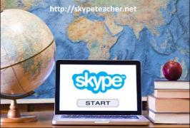 English via Skype, training, tutor