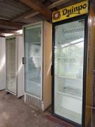 Холодильні вітрини шафи однодверні для напоїв б / у Запоріжжі