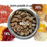 Качественный украинский корм для собак с бесплатной доставкой