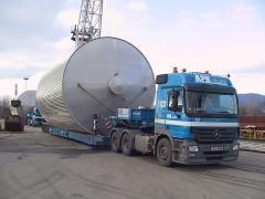 Негабаритные перевозки по Украине