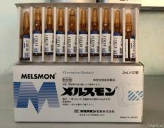 Плацентарні препарати Laennec і Melsmon (Мелсмон), Японія