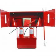 Пожежні щити і стенди від виробника Маріуполь