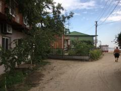 The sea of Azov, melekyne, renting a simple room