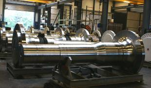Turner milling on CNC machines, Czech Republic