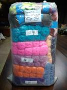 Yarn new stock at wholesale prices from Europe