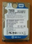 Жесткий диск 750ГБ для ноутбука (в отличном состоянии)